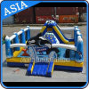 Commercial Use Inflatable Sea World Moonwalk for Children