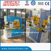 Q35Y-16 hydraulic combined punching shearing and bending machine, iron worker