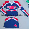 2017 Long Sleeve Spandex Cheerleading Uniforms