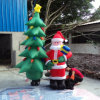 2019 Popular Inflatables Christmas Decoration Santa Claus (CS-004)