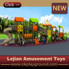 LLDPE First Hand Material Outdoor Playground (X1510-7)