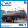 Oil Tanker Semitrailer 40000L with 3 Axle 5 Compartment/Semitrailer Tanker