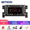 Witson Quad-Core Android 9.0 Car DVD GPS for Suzuki Grand Vitara Built in 16GB Inand