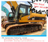 Used Caterpillar 330c Crawler Excavator Original One