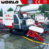 Self Feeding 4lz-4.0e Rice and Wheat Combine Harvester for Sale