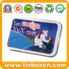 Rectangular Tin Box for Christmas Tin Packaging, Gift Tins