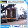 Clinker Cement Movable Hopper for Jetty