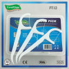 UHMW PTFE Nylon Dental Floss Pick Dental Flosser Toothpick
