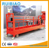 Alu Steel Material Electric Ce Approved Suspended Platform
