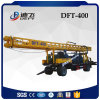 Powerful Trailer Mounted 400m Deep Water Well Drill Rigs
