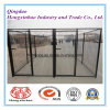 Large Outdoor Dog Kennels for Dog / Iron Fence Dog Kennel / Dog Kennel Fence Panel