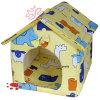 Plush Dog and Cat Pet House
