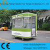 Multifunctional Small Vendors Need Food Van with Stainless Steel Working Bench
