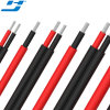 TUV En IEC Ipfg DC Power Solar Wire and Cable Single Dual 2.5mm2 4mm2 6mm2 10mm2 PV Solar Cable