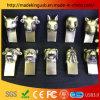 Chinese Style Zinc Alloy Zodiac Tiger USB Flash Memory Drive