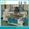 Multi-Function Automatic Tool Change 3 Heads Woodworking Machine