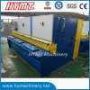 QC12Y-16X3200 hydraulic swing beam shearing cutting machine
