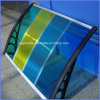 DIY Outdoor Polycarbonate Awning Canopy Rain Shades UV Protection