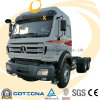 6*4 Ng80 North Benz Trailer Truck with Mercedes Benz Technology