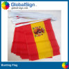 Globalsign Hot Selling Country Flag, String Flag, Pennant Flag