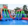 Kids Adults Giant Inflatable Water Park with Large Inflatable Pool/Inflatable Qqua Park