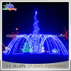 2.5m Outdoor Christmas Fountain Lights for Building