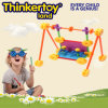 Open End Building Block Swing Toy for Kids