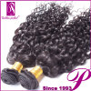Fast Shipping Times Virgin Remy Curl Wavy 100% Human Hair Extensions