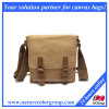 Unisex Canvas Leather Messenger Shoulder Bag (MSB-004)
