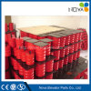 Elevator Polyurethane Rubber Buffer Elevator Safety Parts