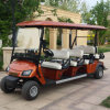 6 Persons Electric Golf Carts Super Driving Feelings From Tianjin Zhongyi
