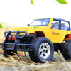 Child Small Special Armoured Electric Vehicle Toy Utility 4 Wheels off Road RC Car