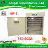 Agricultural Machine Automatic Poultry Hatchery Machine for 880 Eggs
