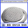 Ductile Iron Telecom Manhole Cover and Cast Iron Drain Cover