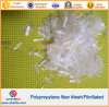 UV Resistance High Tensile Polypropylene Fibrillated Fiber