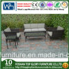 Viro PE Ratan Outdoor Furniture Sofa Table Set