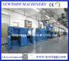 Automatic Physical Foaming Cable Extruding Line