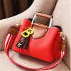 Ladies PU Leather Large Tote Shoulder Bag