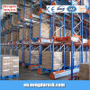 Automatic Shuttle Rack Metal Shelves in Industrial Use