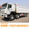 Best Price Stock Brand New Sinotruk HOWO Tipper Dump Truck with 12 Tires on Hot Sale at Africa Market