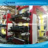 Helical Gear Fours Color Flexo Printing Machinery
