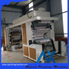 Roll to Roll Nakpin Paper Flexo Printing machine