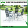 Aluminum Furniture Outdoor Chairs and Table Set (WXH-003)