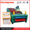 China Factory Double Layers Color Steel Sheets Roofing Machine, Corrugated and Trapezoidal Roofing Tile Roll Forming Machine
