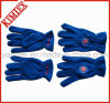 Winter Warmer Knitted Polar Fleece Glove for Promotion