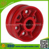 V-Groove Cast Iron Wheel for Industrial Equipment