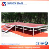 Top Quality Wedding Party Lighting Event Performance Aluminum Plywood Stage