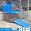 Heavy Duty Hydraulic Table Single Scissor Lift with Dock Leveler