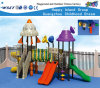 Rocket Feature Mini Children Playground Sets for Backyard Hf-14201
