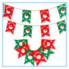 Christmas Decorations Flags Christmas Eight Hanging Flag
